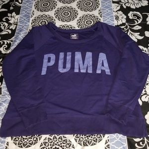 PUMA Dry Cell Workout Crewneck Sweatshirt